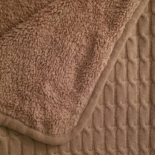 DKNY Throw Blanket