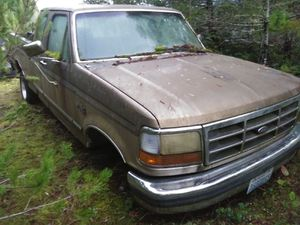 Ford pickup - no front wheels for Sale in SKOK, WA