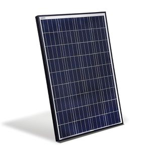 ALEKO Wholesale PP100W12V 100 Watt 12 Volt Polycrystalline Solar Panel for Gate Opener Pool Garden Driveway for Sale in Kent, WA