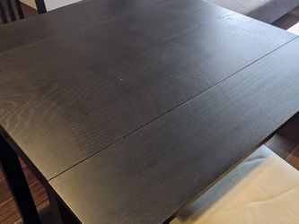 Ikea Expandable Table w/ 2 Chairs for Sale in Seattle,  WA
