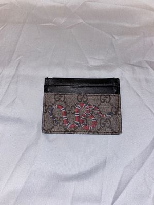 Gucci Card Wallet for Sale in Alafaya, FL