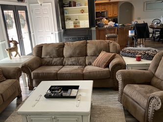 Sofa Set , Two Sofas And Recliner for Sale in Spring Hill,  FL