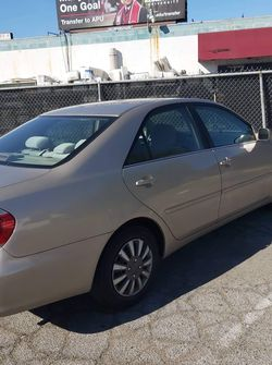 2006 Toyota Camry Clean Title for Sale in Bellflower,  CA