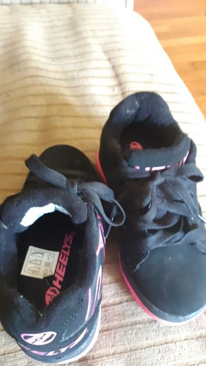 brand new girls heelys..size 13 for Sale in Camden Point, MO