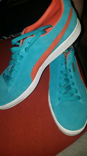 Pumas suede for Sale in Gambrills, MD