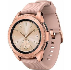 ROSE GOLD GALAXY WATCH can be used on iPhone and android/Samsung phones for Sale in Verona, PA