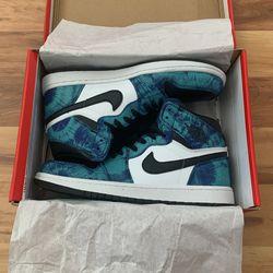 Nike Air Jordan 1s Tie Dye High 10M for Sale in Hayward, CA