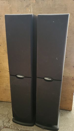 Polk Audio House speakers for Sale in Livermore, CA