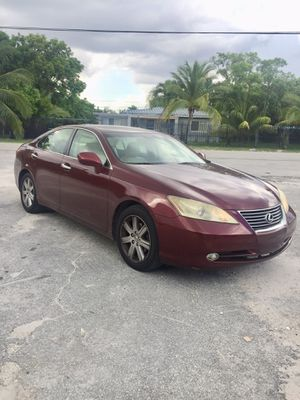 Lexus es350 2007 !!!ONE OWNER!!! for Sale in North Miami, FL
