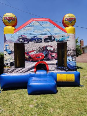 Disney's Cars Jumper Bounce House for Sale in West Covina, CA