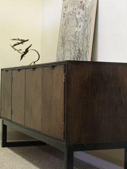 Vintage Stanley Credenza Cabinet Storage Seattle for Sale in Seattle,  WA