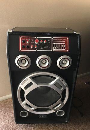 Professional active speaker system for Sale in Riverside, CA