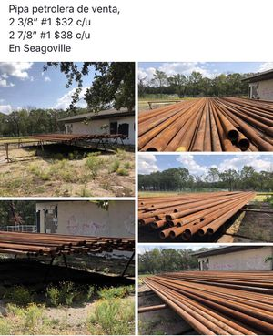 PileLine For Fencing for Sale in Dallas, TX
