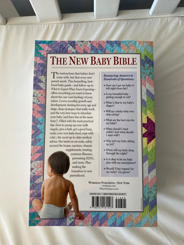 What To Expect Pregnancy Books
