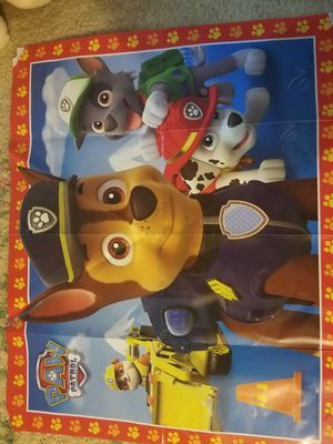Paw patrol themed party items for Sale in Dayton, MD