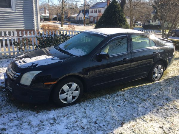 Toyota Henderson Nc >> 2006 Ford Fusion 2.3L for Sale in Warwick, RI - OfferUp