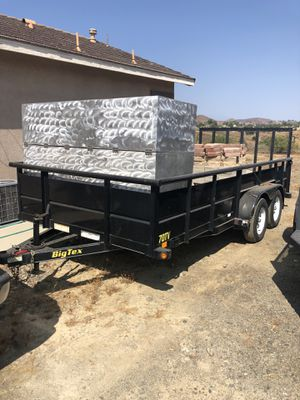 16 foot big text trailer for Sale in Lake Elsinore, CA