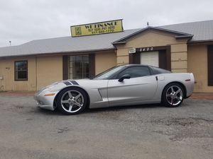 2007 Chevy Corvette for Sale in Fort Worth, TX