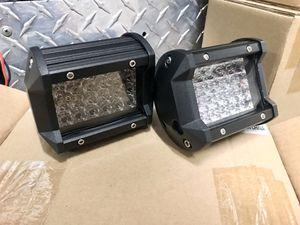 LED Pod Lights AMBER/WHITE for Sale in El Cajon, CA