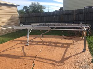 Utility truck ladder rack for Sale in Channelview, TX