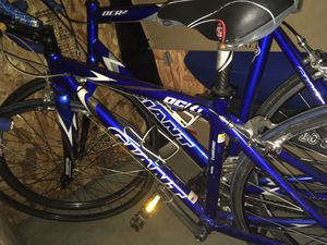 Giant road bikes for Sale in McCook, IL
