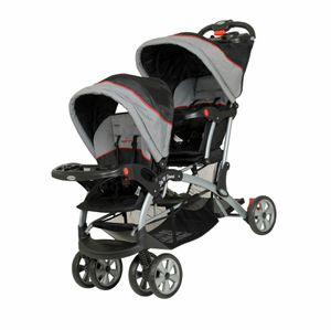 Baby trend sit & stand double stroller for Sale in Los Angeles, CA