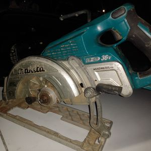 Makita Cordless Saw (Tool Only) for Sale in Seattle, WA