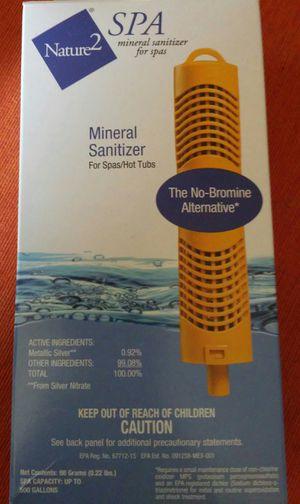Hot tub Mineral Sanitizer for Sale in Vallejo, CA