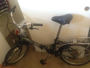 Stowabike Folding Mountain Bike for Sale in Santa Clara, CA