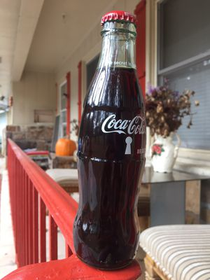 Antique 2012 Coca Cola Bottle ** Rare Never Been Opened ** for Sale in Lilburn, GA