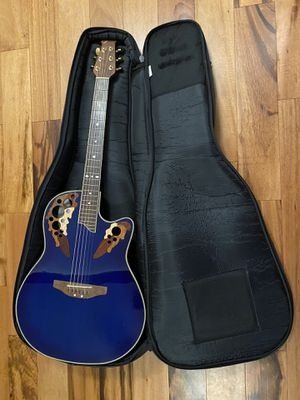 Ovation Celebrity acoustic/electric for Sale in Largo, FL