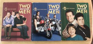 Two and a half Men DVD seasons 1-3 for Sale in Upland, CA