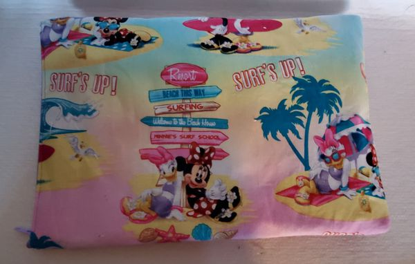Minnie & Daisy Wipes Cover