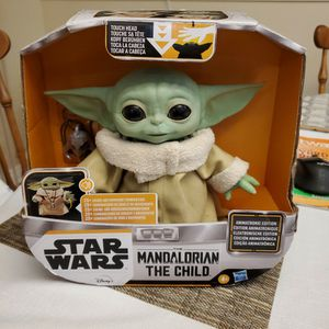 Star Wars Mandalorian The Child for Sale in Ontario, CA