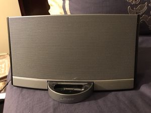 Bose Rechargeable Sound Dock for Sale in Columbia, MD