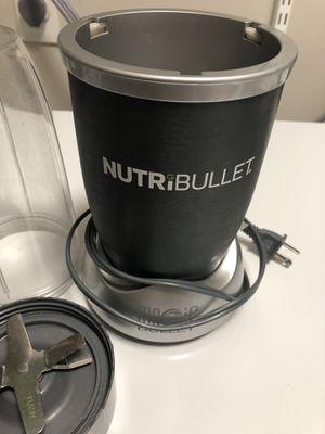 Nutribullet Blender for Sale in Frederick, MD
