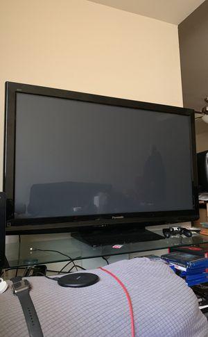 "50"" Panasonic Flatscreen Tv 1080p for Sale in Severn, MD"