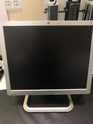 """HP L1710 17"""" Computer Monitor for Sale in Sterling, VA"""