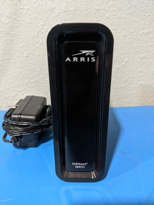 Arris SB6121 surfboard cable modem Xfinity Comcast for Sale in Renton, WA