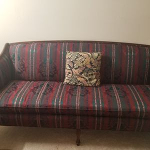 Lightweight Victorian Style Couch Set for Sale in Centreville, VA