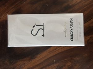 Giorgio Armani Si (Perfume) for Sale in Las Vegas, NV