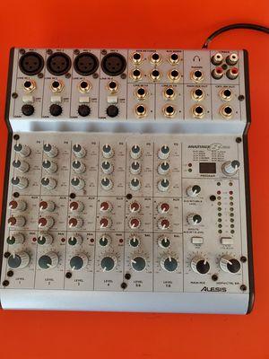 Alesis mixer for Sale in Phoenix, AZ