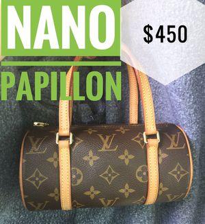 Louis Vuitton Mini Nano Papillon 19 for Sale in Hillsboro, OR