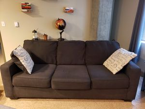 3 seater sofa (Alenya charcoal) from Ashley Furniture for Sale in Seattle, WA