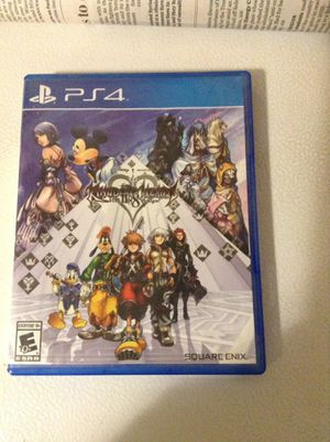 Kingdom Hearts HD II.8 for Sale in Capitol Heights, MD
