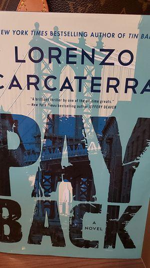 Lorenzo Carcaterra book - Pay Back for Sale in Destin, FL