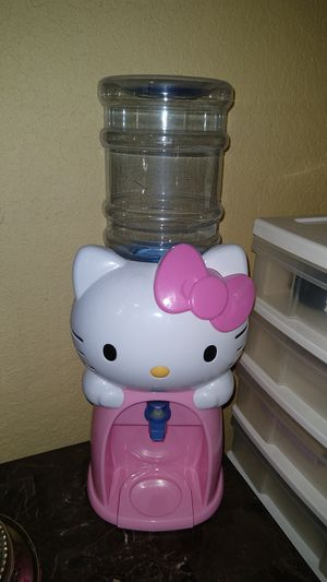 Hello Kitty water cooler for Sale in Miami, FL