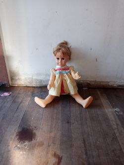 Chatty Cathy 1960 Doll Chatty Baby 1961 By Mattel. INC. U.S. PAT 3.017 .187 for Sale in Los Angeles,  CA