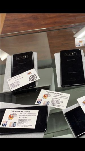 Galaxy note 8 for Sale in Columbus, OH