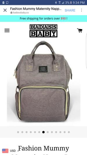 baby bag for Sale in Harrisonburg, VA